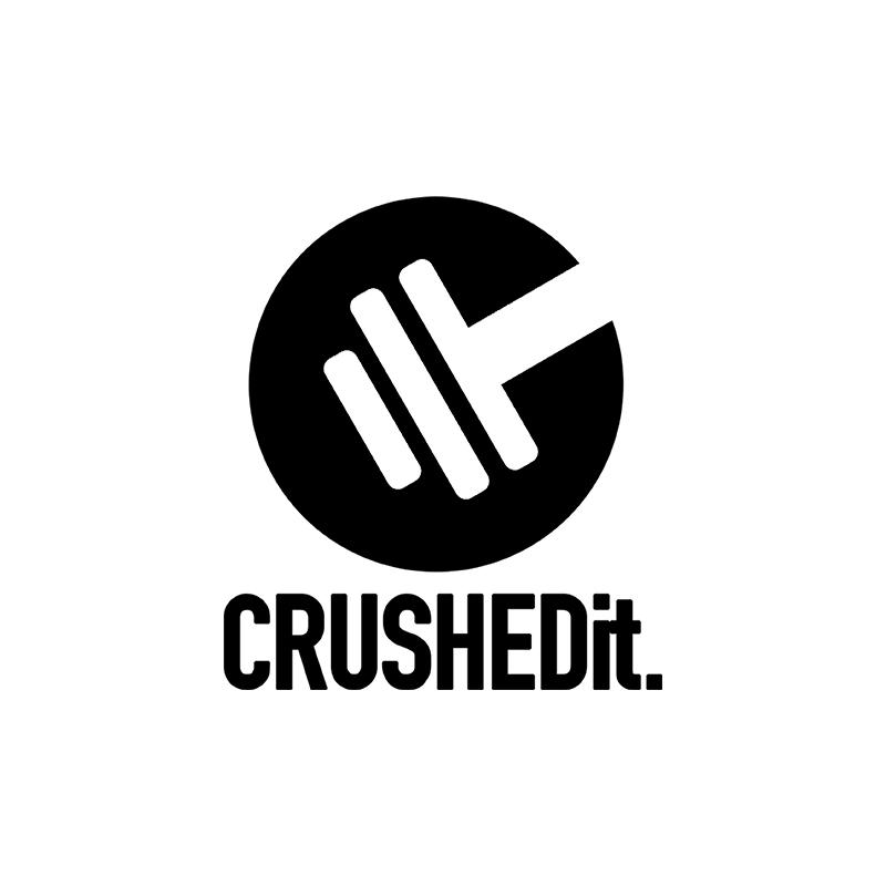 Kara Botes Digital - Design Portfolio - Logo - Crushedit